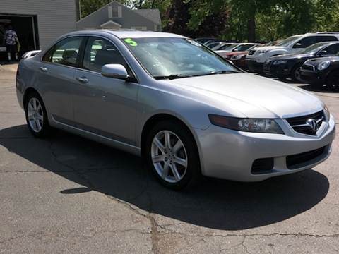 2005 Acura TSX for sale at Capitol Auto Sales in Lansing MI