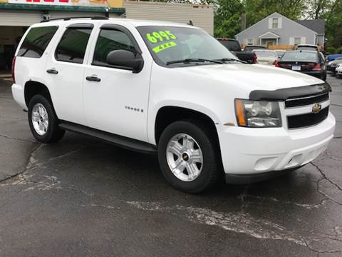 2007 Chevrolet Tahoe for sale at Capitol Auto Sales in Lansing MI