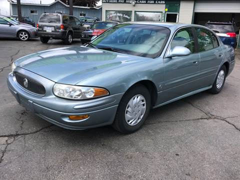 2003 Buick LeSabre for sale at Capitol Auto Sales in Lansing MI