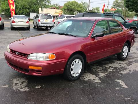 1995 Toyota Camry for sale at Capitol Auto Sales in Lansing MI