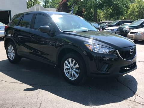 2014 Mazda CX-5 for sale at Capitol Auto Sales in Lansing MI