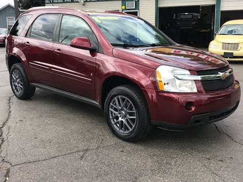2008 Chevrolet Equinox for sale at Capitol Auto Sales in Lansing MI