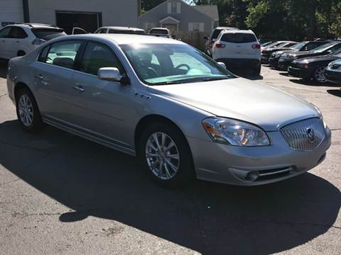 2011 Buick Lucerne for sale at Capitol Auto Sales in Lansing MI