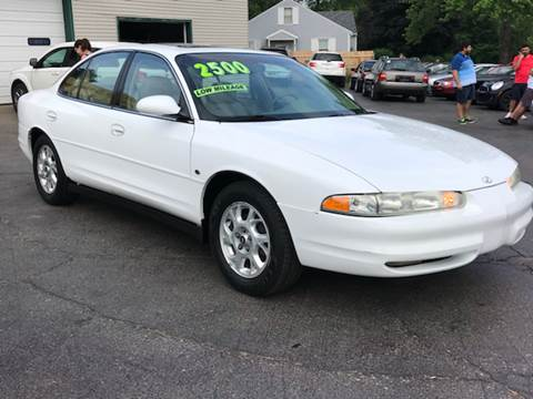 2000 Oldsmobile Intrigue for sale at Capitol Auto Sales in Lansing MI