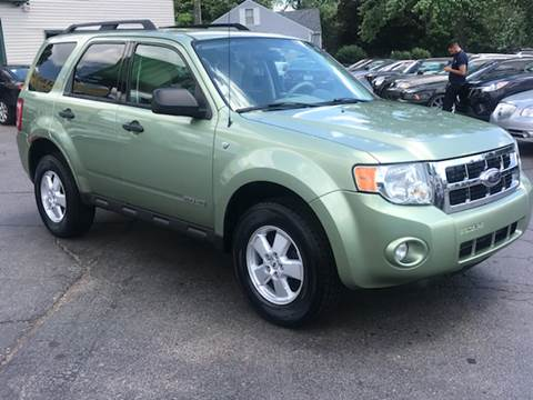 2008 Ford Escape for sale at Capitol Auto Sales in Lansing MI