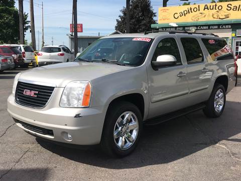 2009 GMC Yukon XL for sale at Capitol Auto Sales in Lansing MI