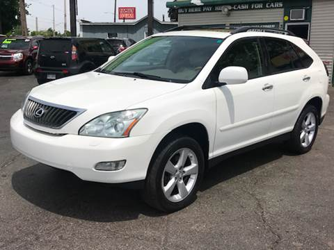 2008 Lexus RX 350 for sale at Capitol Auto Sales in Lansing MI