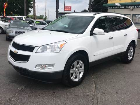 2010 Chevrolet Traverse for sale at Capitol Auto Sales in Lansing MI