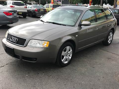 2002 Audi A6 for sale at Capitol Auto Sales in Lansing MI
