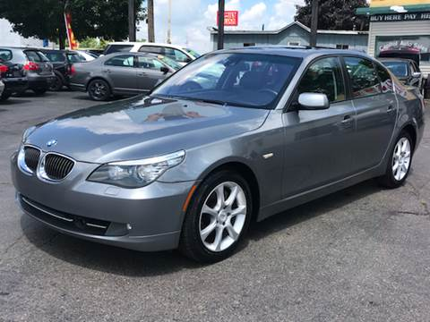 2008 BMW 5 Series for sale at Capitol Auto Sales in Lansing MI