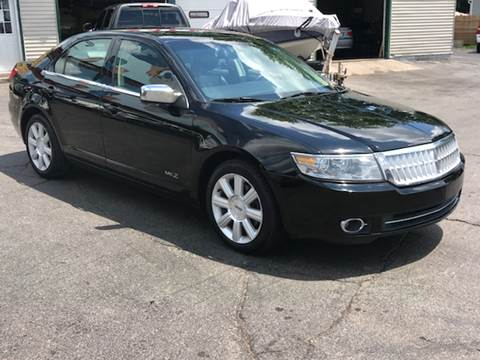 2007 Lincoln MKZ for sale at Capitol Auto Sales in Lansing MI