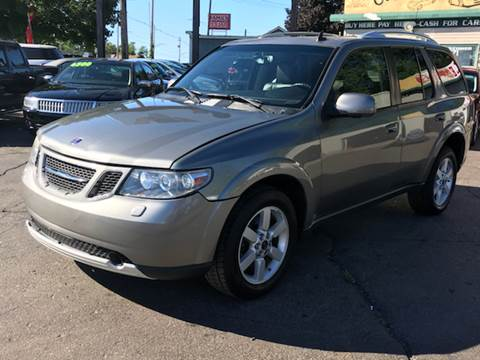 2007 Saab 9-7X for sale at Capitol Auto Sales in Lansing MI