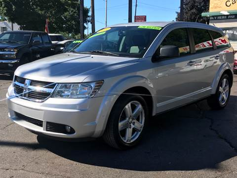 2009 Dodge Journey for sale at Capitol Auto Sales in Lansing MI
