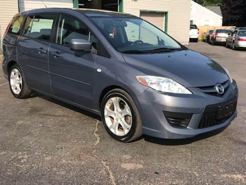 2008 Mazda MAZDA5 for sale at Capitol Auto Sales in Lansing MI