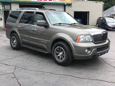 2004 Lincoln Navigator for sale at Capitol Auto Sales in Lansing MI