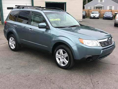 2010 Subaru Forester for sale at Capitol Auto Sales in Lansing MI