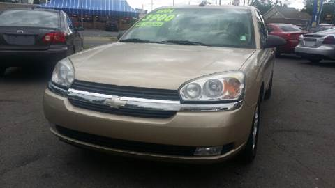 2004 Chevrolet Malibu for sale at Capitol Auto Sales in Lansing MI