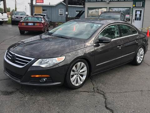 2010 Volkswagen CC for sale at Capitol Auto Sales in Lansing MI