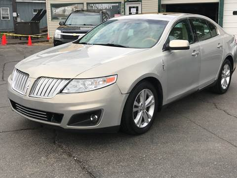 2009 Lincoln MKS for sale at Capitol Auto Sales in Lansing MI