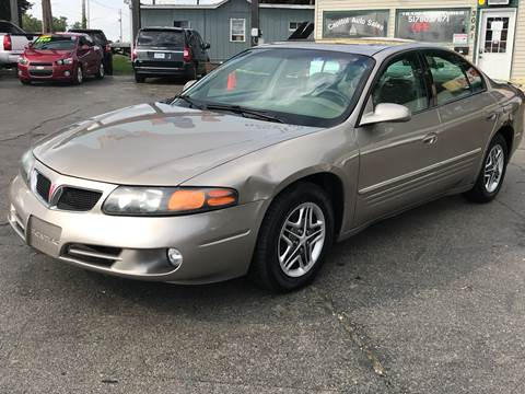 2004 Pontiac Bonneville for sale at Capitol Auto Sales in Lansing MI