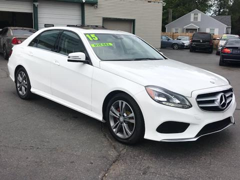 2015 Mercedes-Benz E-Class for sale at Capitol Auto Sales in Lansing MI