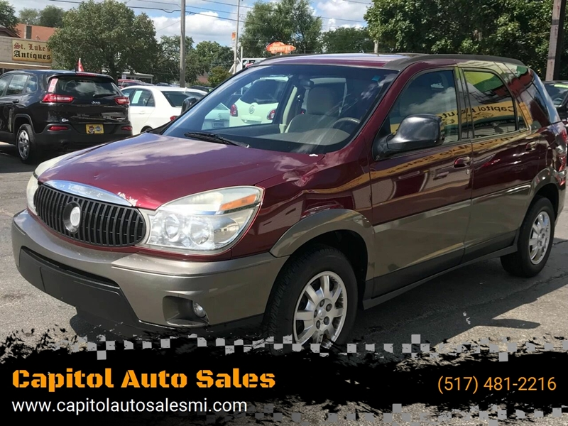 2004 Buick Rendezvous CX 4dr SUV In Lansing MI - Capitol