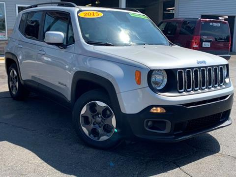 2015 Jeep Renegade for sale in Lansing, MI