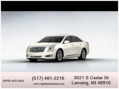 2013 Cadillac XTS for sale at Capitol Auto Sales in Lansing MI