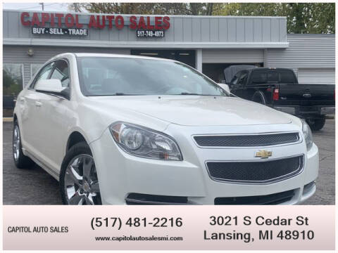 2010 Chevrolet Malibu for sale at Capitol Auto Sales in Lansing MI