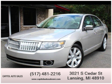 2008 Lincoln MKZ for sale at Capitol Auto Sales in Lansing MI