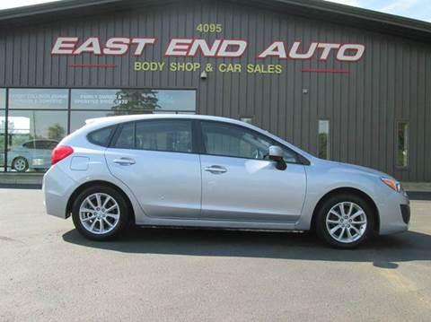 2012 Subaru Impreza for sale in South Burlington, VT