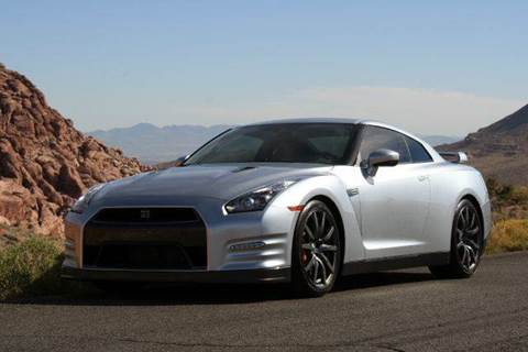2012 Nissan GT-R for sale at Las Vegas Auto Sports in Las Vegas NV