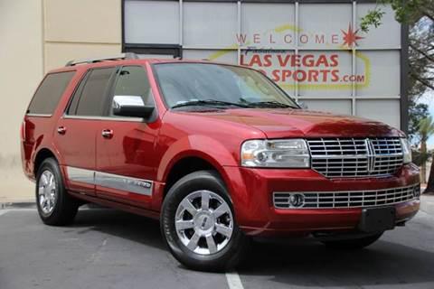 2014 Lincoln Navigator for sale in Las Vegas, NV