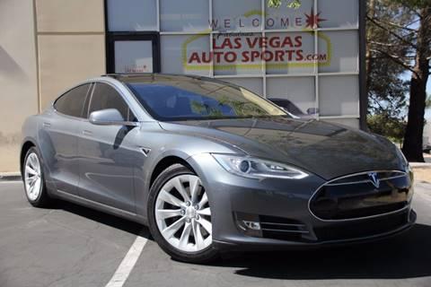 2013 Tesla Model S for sale in Las Vegas, NV