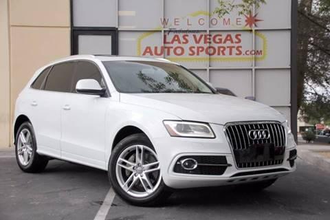 2013 Audi Q5 for sale in Las Vegas, NV