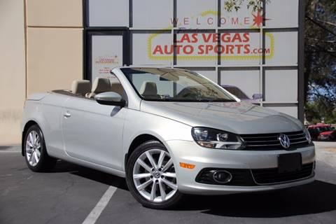 2012 Volkswagen Eos for sale in Las Vegas, NV