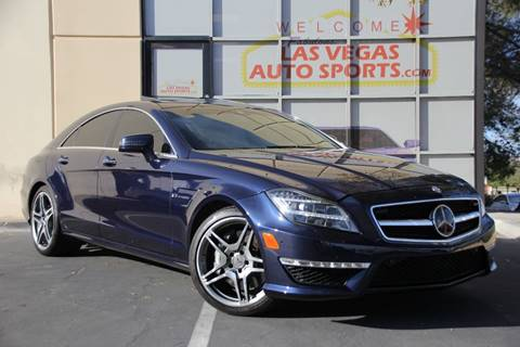 2013 Mercedes-Benz CLS for sale in Las Vegas, NV