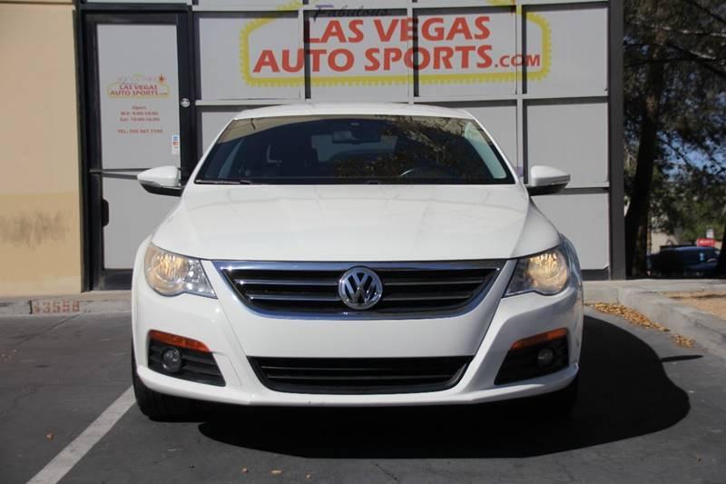 2012 Volkswagen Cc Lux PZEV 4dr Sedan In Las Vegas NV  Las Vegas