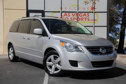 2011 Volkswagen Routan for sale in Las Vegas, NV