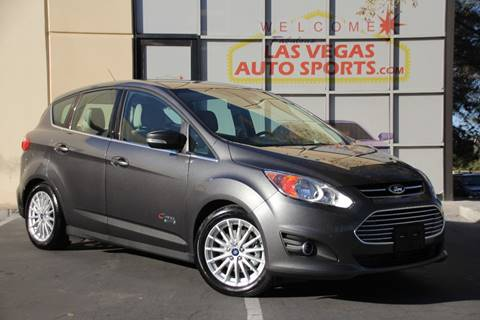 2015 Ford C-MAX Energi for sale in Las Vegas, NV