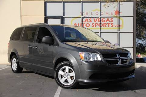 2012 Dodge Grand Caravan for sale in Las Vegas, NV