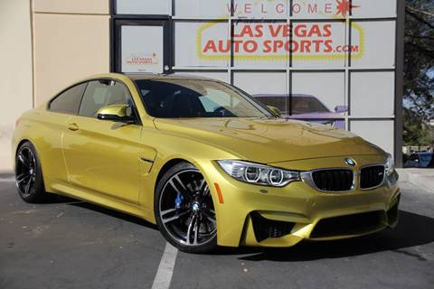 2015 BMW M4 for sale in Las Vegas, NV
