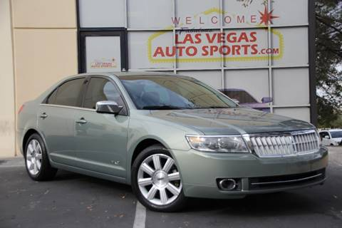 2008 Lincoln MKZ for sale in Las Vegas, NV