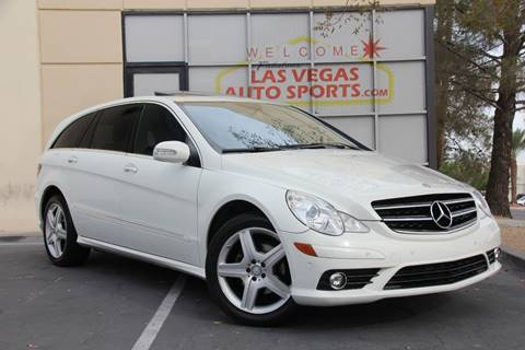 2010 Mercedes-Benz R-Class for sale in Las Vegas, NV