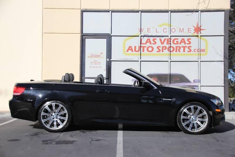 2009 Bmw M3 2dr Convertible In Las Vegas NV - Las Vegas Auto Sports