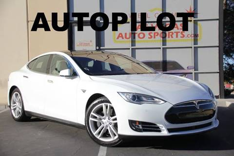 Tesla Model S For Sale Carsforsalecom - 2014 tesla model s