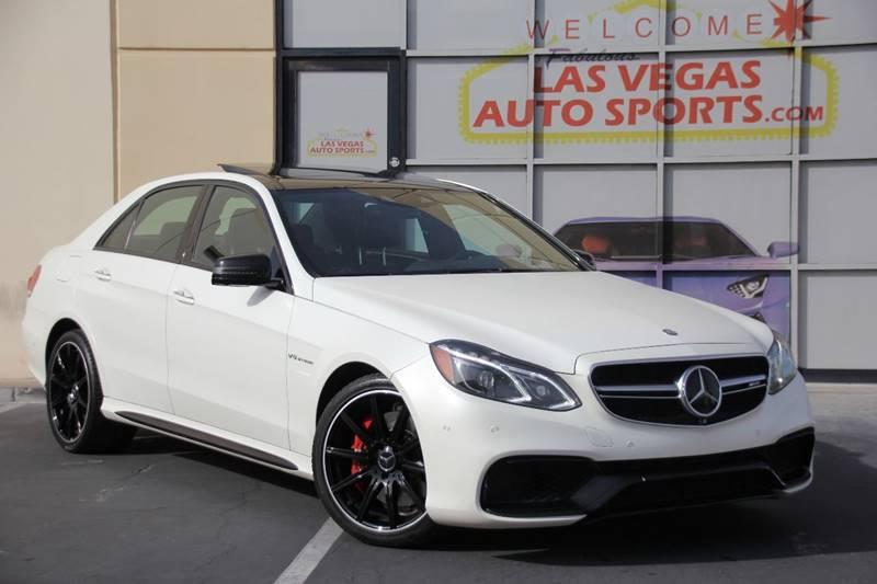 2016 Mercedes Benz Amg E 63 Sedan >> 2016 Mercedes Benz E Class Awd Amg E 63 S 4matic 4dr Sedan