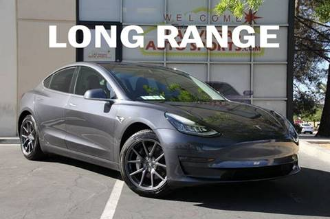 2017 Tesla Model 3 for sale at Las Vegas Auto Sports in Las Vegas NV