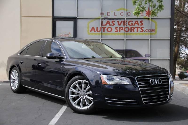 Audi A AWD T Quattro Dr Sedan In Las Vegas NV Las Vegas - Audi las vegas