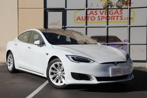 2016 Tesla Model S for sale in Las Vegas, NV